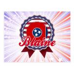 Blaine, TN Post Card