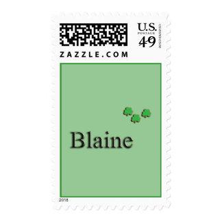 Blaine US Postage Stamp
