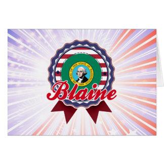 Blaine, WA Card