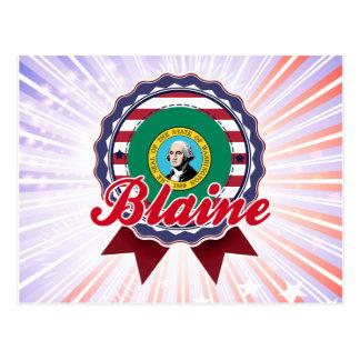 Blaine, WA Post Card