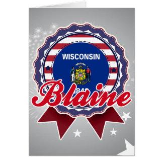 Blaine, WI Greeting Cards
