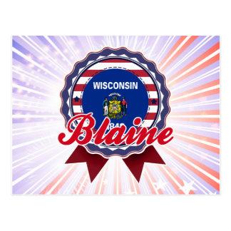Blaine, WI Post Cards