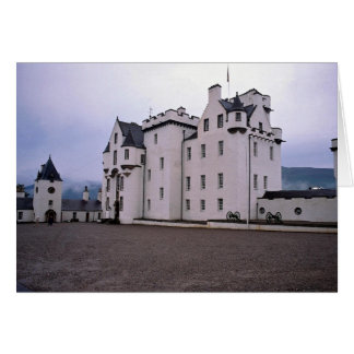 Blair Castle, Blair Atholl, Scotland Greeting Cards