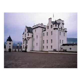Blair Castle, Blair Atholl, Scotland Postcard