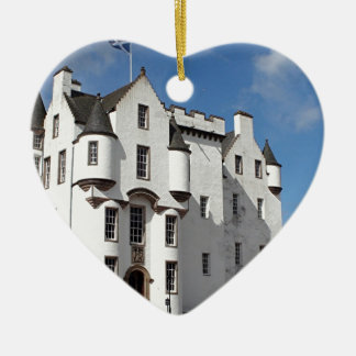 Blair Castle, Scotland, United Kingdom Christmas Tree Ornament