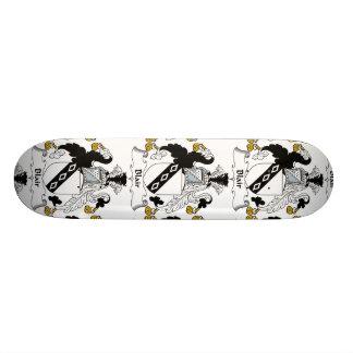 Blair Family Crest Skateboard Deck