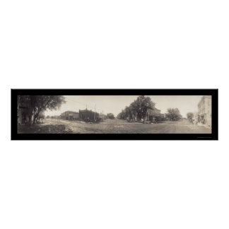 Blair, NE Photo 1908 Poster