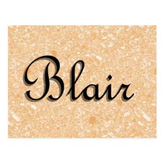 Blair Postcard