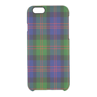 Blair Scottish Tartan Uncommon Clearly™ Deflector iPhone 6 Case