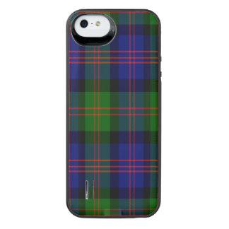 Blair Scottish Tartan iPhone SE/5/5s Battery Case
