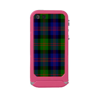 Blair Scottish Tartan Waterproof Case For iPhone SE/5/5s