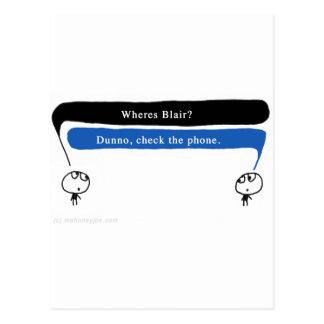 blair postales