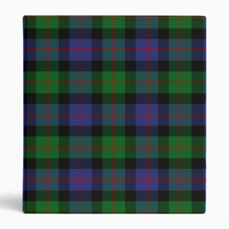 Blair Tartan 3 Ring Binder