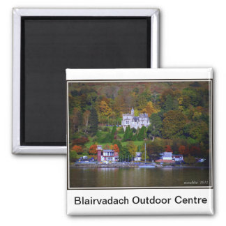 Blairvadach Outdoor Centre 2 Inch Square Magnet