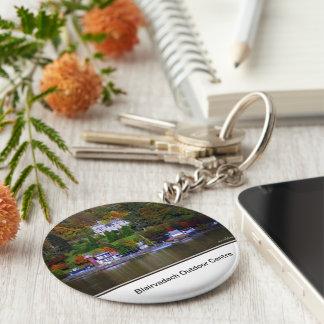 Blairvadach Outdoor Centre Keyring Basic Round Button Keychain