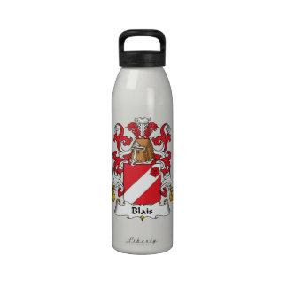 Blais Family Crest Drinking Bottle