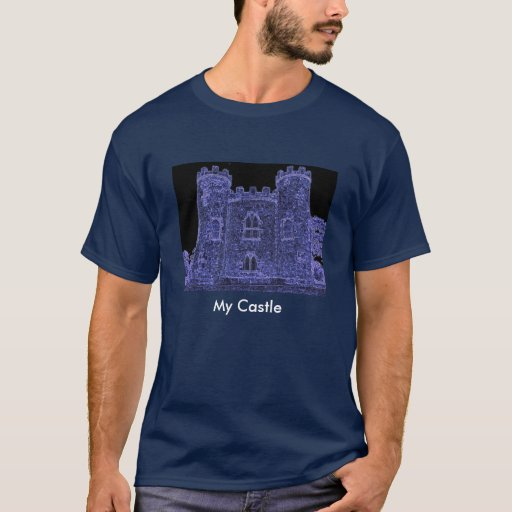 blaise castle iced, My Castle T-Shirt