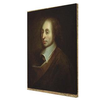 Blaise Pascal c.1691 Impresion De Lienzo