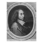 Blaise Pascal Poster