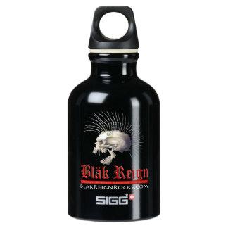 Blak Reign Aluminum Water Bottle