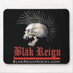 Blak Reign Mouse Pad
