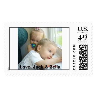 Blake Babies Vol 7 041, Love, Jack &  Postage