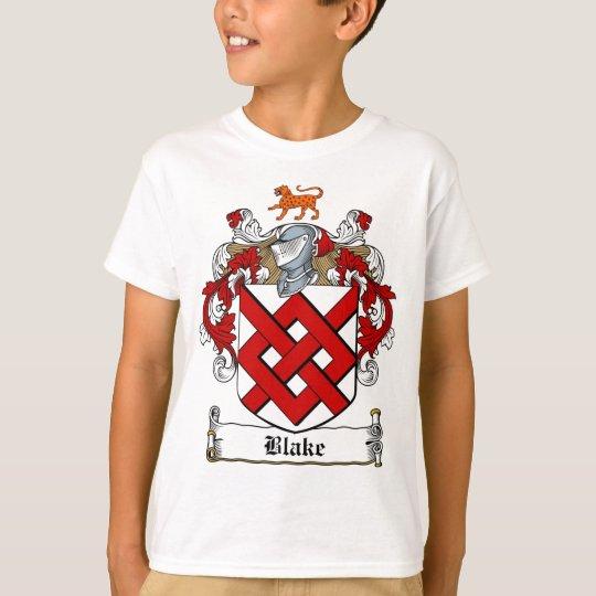 BLAKE FAMILY CREST -  BLAKE COAT OF ARMS T-Shirt