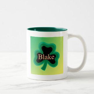 Blake Family Two-Tone Mug