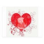 Blake in my Heart Postcard