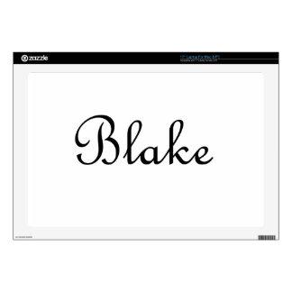 Blake Laptop Skins