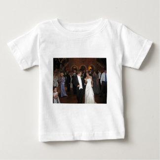 Blake & Megan Wedding Reception 026 Baby T-Shirt