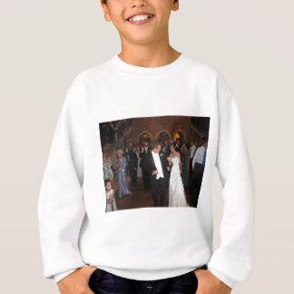 Blake & Megan Wedding Reception 026 Sweatshirt