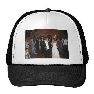 Blake & Megan Wedding Reception 026 Trucker Hat