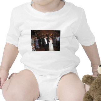 Blake & Megan Wedding Reception 026 Bodysuit