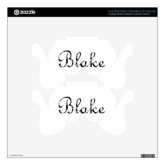 Blake PS3 Controller Skins
