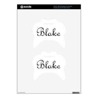 Blake Xbox 360 Controller Skin