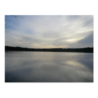 Blakemere Moss at Delamere Forest Postcard