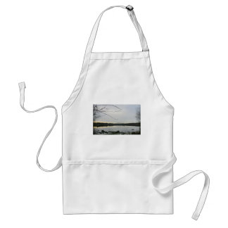 Blakemere Moss in Cheshire Adult Apron