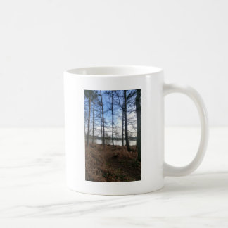 Blakemere Moss in Delamere Forest Coffee Mug
