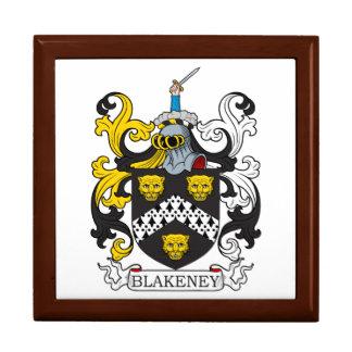 Blakeney Coat of Arms Jewelry Box