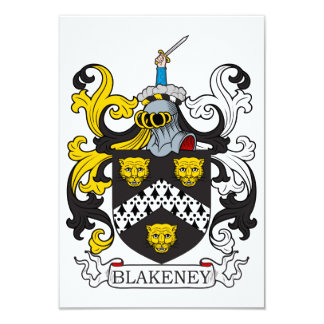 Blakeney Coat of Arms Announcement