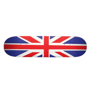 Blam British Flag Skateboard Deck