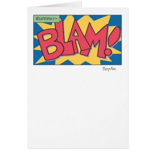 BLAM! CARDS