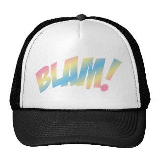 ¡Blam! Gorros Bordados