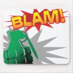 blam mousepad