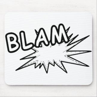 Blam Mousepad Alfombrillas De Ratones