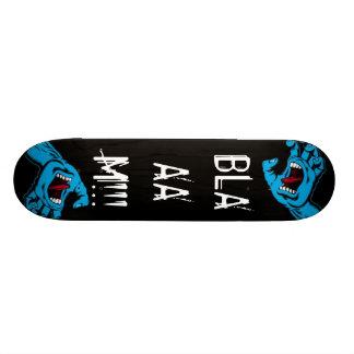 Blam screamers skate board deck
