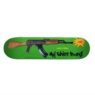 Blam! Skateboard Deck
