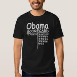 Blame Bush - Obama Scorecard Tee Shirts