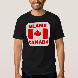 Blame Canada Shirts